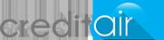 CreditAir půjčka logo