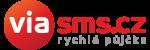 Via SMS půjčka logo